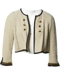 Isabel Marant - Pre-owned Linen Jacket - Lyst