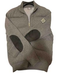 Moncler Gamme Rouge Pullover/westen/sweatshirts - Grau