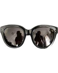 Celine Gafas oversize New Audrey - Negro
