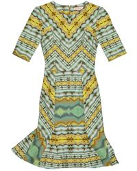 Matthew Williamson Multicolor Cotton - Green