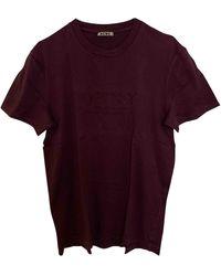 Acne Studios T-shirts - Lila