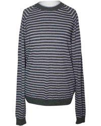 JOSEPH Grey Wool Knitwear & Sweatshirts - Gray
