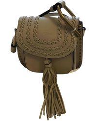 Chloé - Hudson Leather Crossbody Bag - Lyst