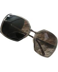 Chanel Oversize Brille - Mehrfarbig