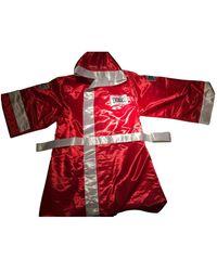 Supreme Red Silk Jacket