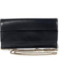 Lanvin - Leather Wallet - Lyst