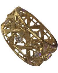 Dior Gelbgold Ringe - Mehrfarbig