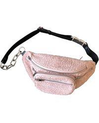 Alexander Wang Attica Synthetikpelz Handtaschen - Mehrfarbig