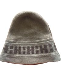 Hermès - Pre-owned Cashmere Beanie - Lyst