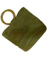 Simon Miller Small Bonsai Handbag - Green