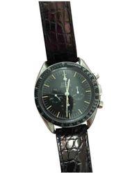 Omega Speedmaster reduced Uhren - Mehrfarbig