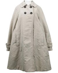 Marc Jacobs Trench Coat - Natural