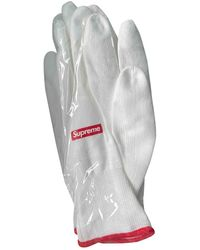 Supreme Gloves - Grey
