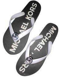 Michael Kors Flip-flops - Schwarz