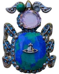 Vivienne Westwood Ringe - Blau