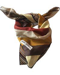 Balmain Silk Scarf - Multicolour