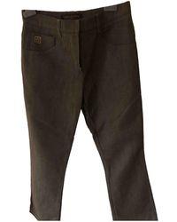 Louis Vuitton Slim Jeans - Multicolour