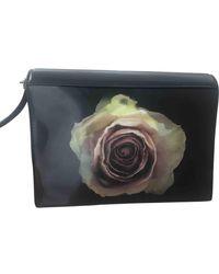 Christopher Kane Leather Handbag - Black