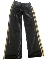 adidas Pantalón largo - Negro