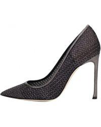 Dior - Cloth Heels - Lyst