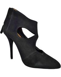 Aquazzura Sexy Thing Ankle Boots - Black