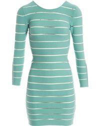 Balmain - Mid-length Dress - Lyst