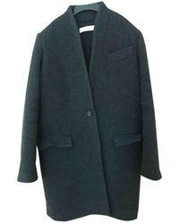 IRO Fall Winter 2019 Wool Coat - Gray