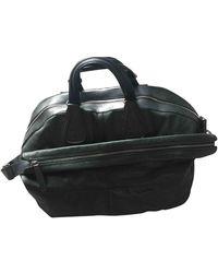 Givenchy Leder Reise Tasche - Schwarz