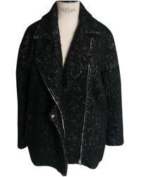 IRO - Black Wool - Lyst