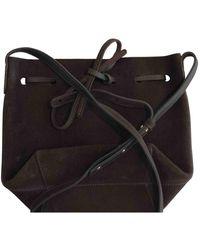 Mansur Gavriel Bucket Handtaschen - Braun