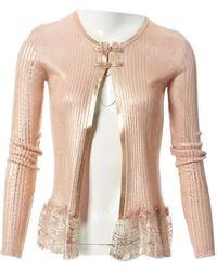 Emilio Pucci Pink Wool