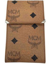 MCM Marroquinería de Cuero - Multicolor
