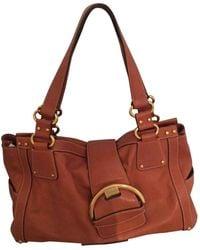 Sergio Rossi Leather Handbag - Multicolour