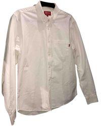 Supreme Hemd - Weiß