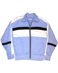 Emilio Pucci Silk Sweatshirt - Blue