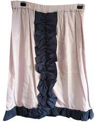 Marni Mini Skirt - Pink