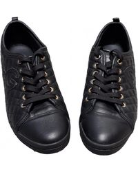 Dolce & Gabbana - Leather Trainers - Lyst