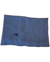 Dior Grey Wool Knitwear & Sweatshirt - Gray