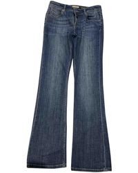 Burberry Straight Jeans - Blue