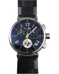 Louis Vuitton Reloj Tambour Chronographe - Multicolor