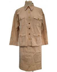 Chanel Suit Jacket - Natural