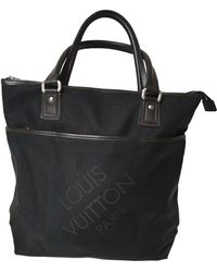 Louis Vuitton Bolso de Lona - Negro