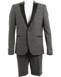 The Kooples - Pre-owned Brown Wool Suits - Lyst