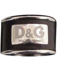 Dolce & Gabbana Ring - Black