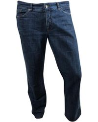 Etro Straight Jeans - Blue