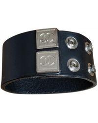 Chanel Leather Purse - Black