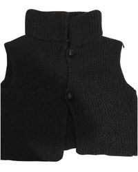 Isabel Marant Anthracite Wool Knitwear - Multicolour