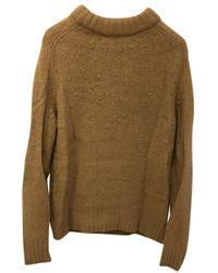 Acne Studios Wolle Pullover/westen/sweatshirts - Natur