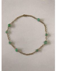 Pomellato Pink Gold Necklace - Green