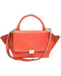 4c66b3f2df Mini sac Pocket Givenchy en coloris Orange - Lyst